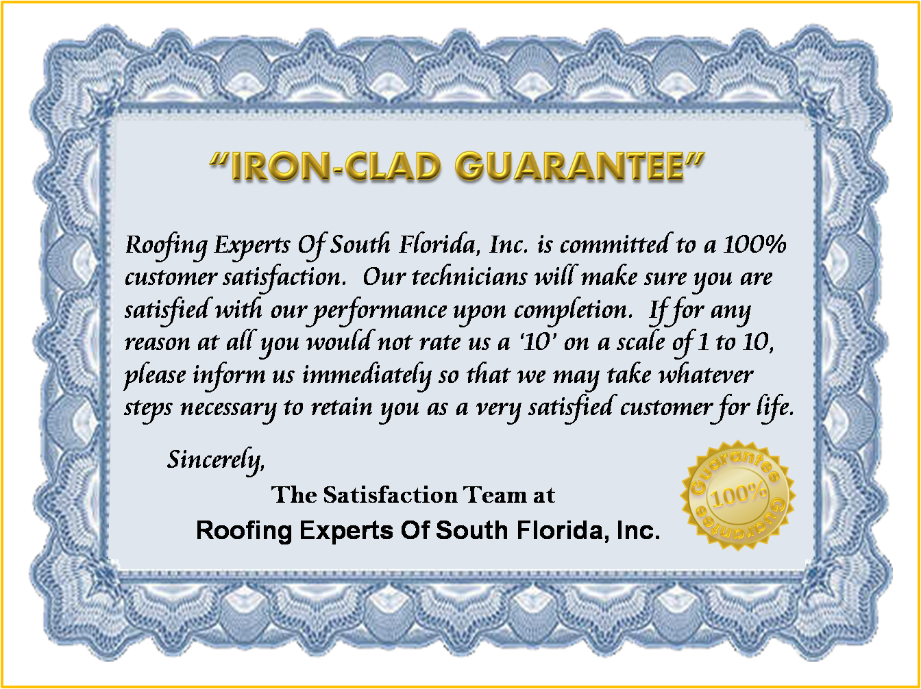 Metal Roof Experts Your Leak Experts