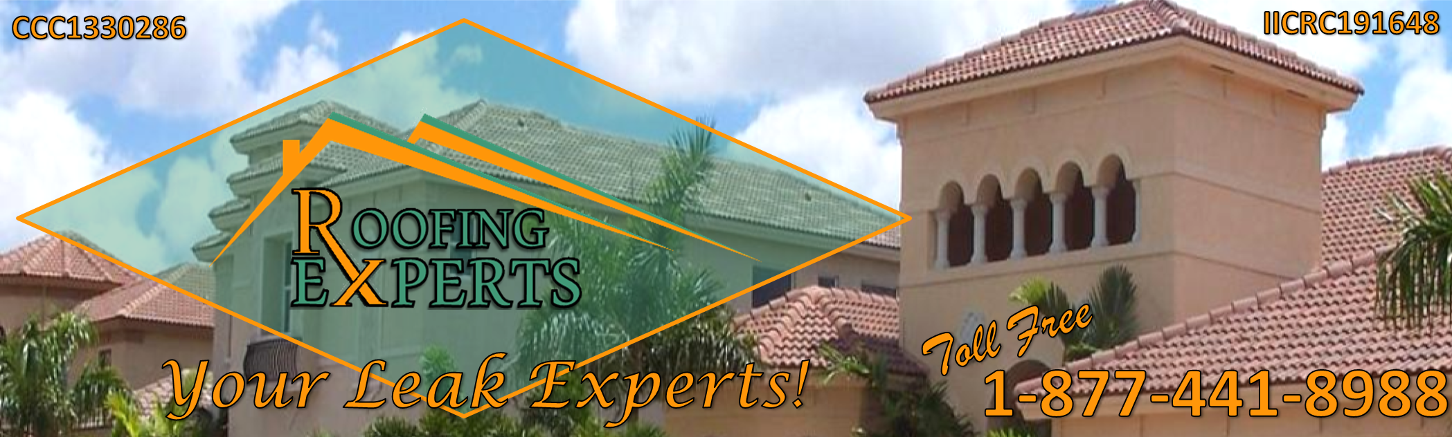 Roofing Experts, Inc. Logo
