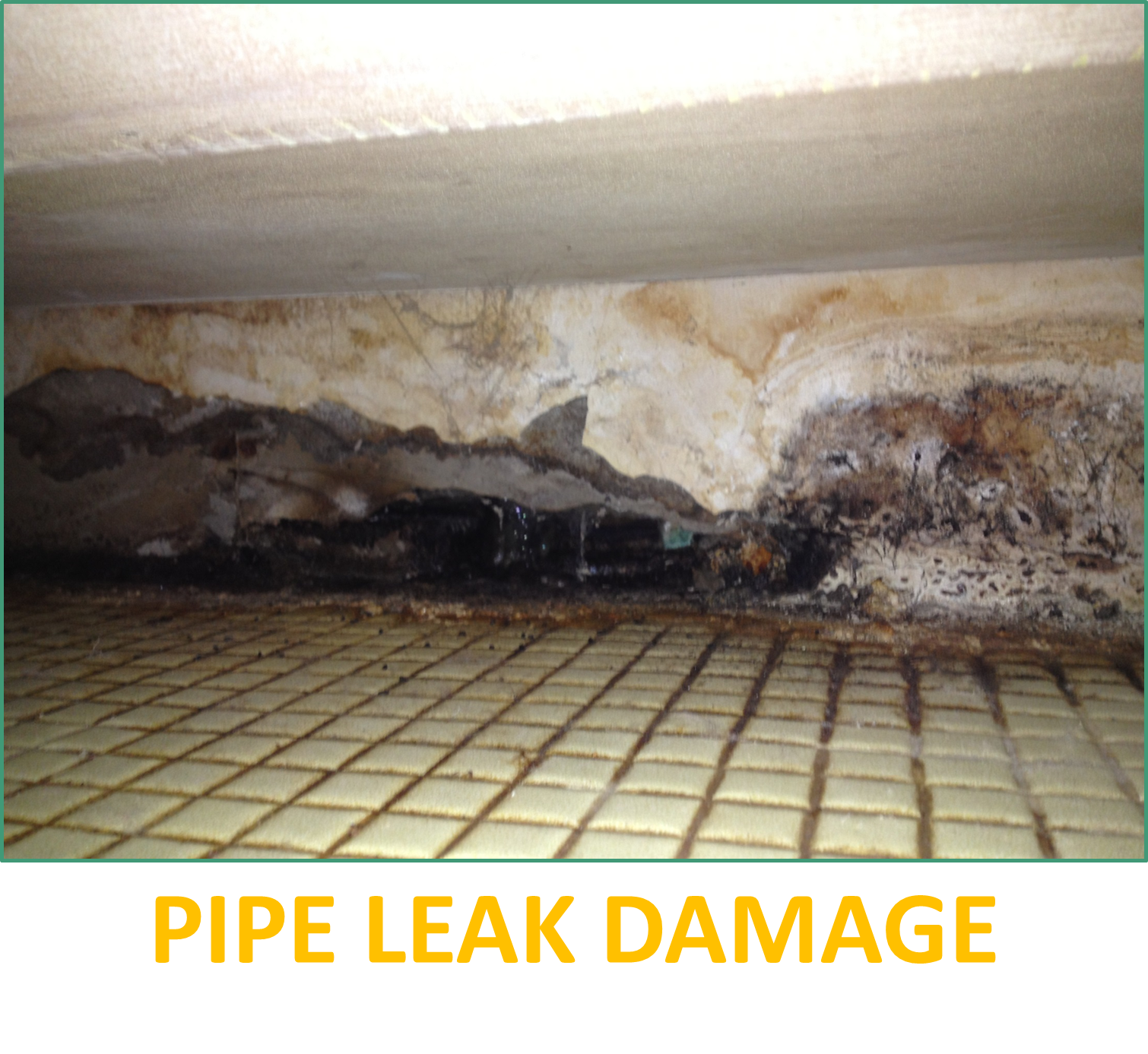 Pipe Leak in North Palm Beach, Florida